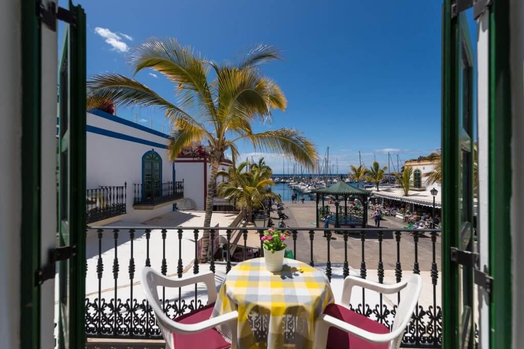 1 bedroom apartments in Gran Canaria